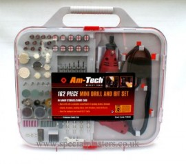 Mini Drill Set 162pc