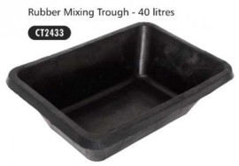 Rubber Mixing Trough